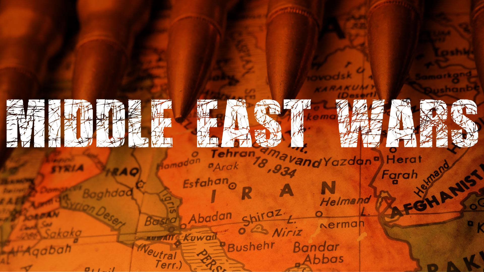 MIDDLE EAST WARS -