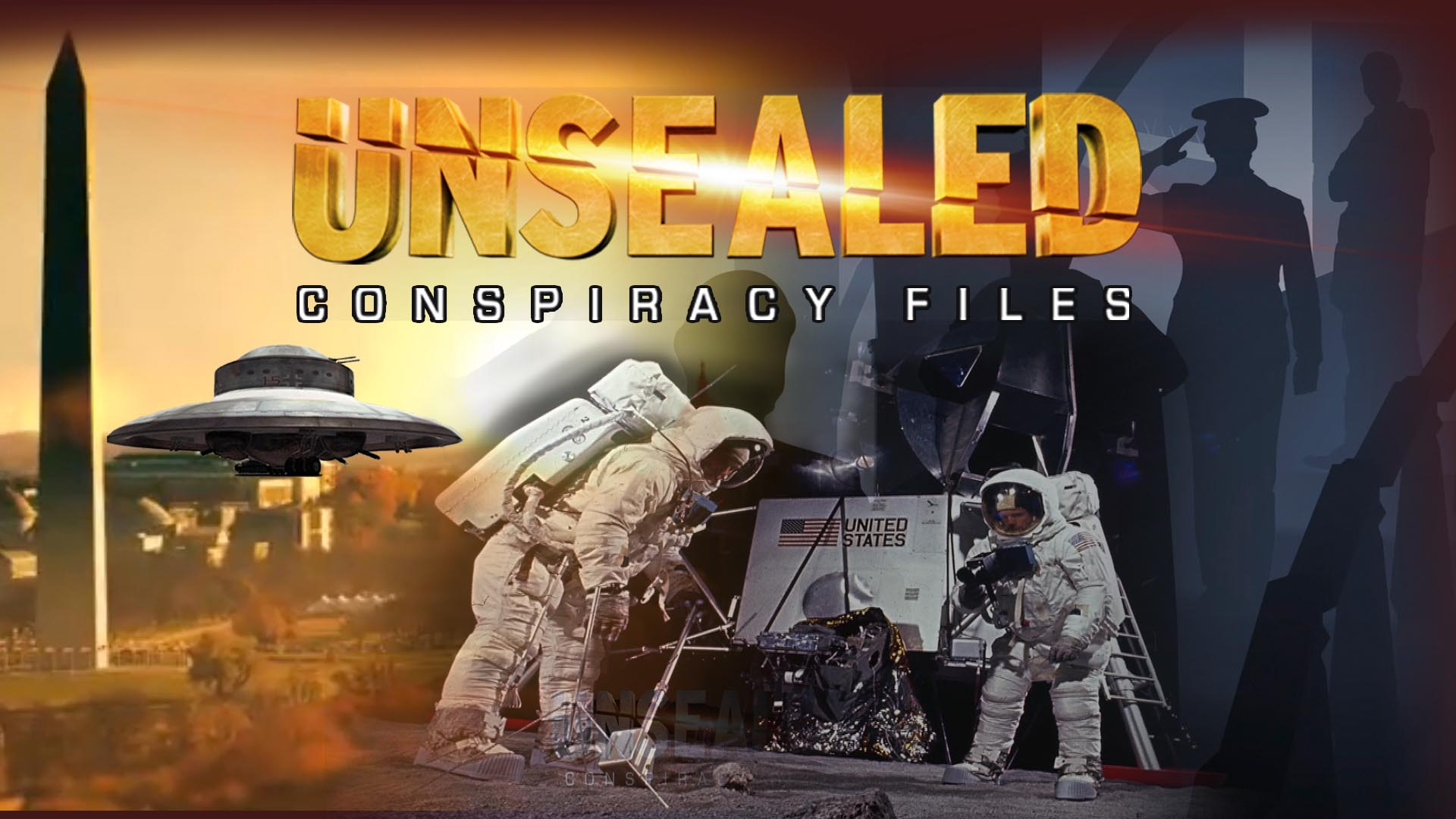 Unsealed Conspiracy Files -