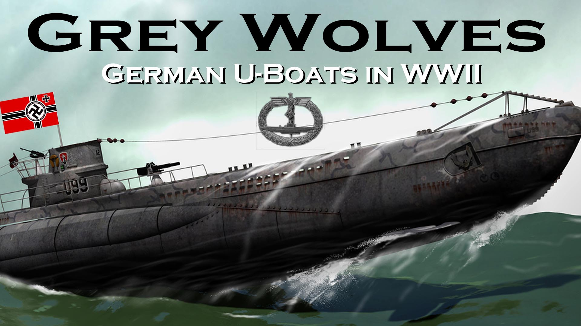 The Grey Wolves -