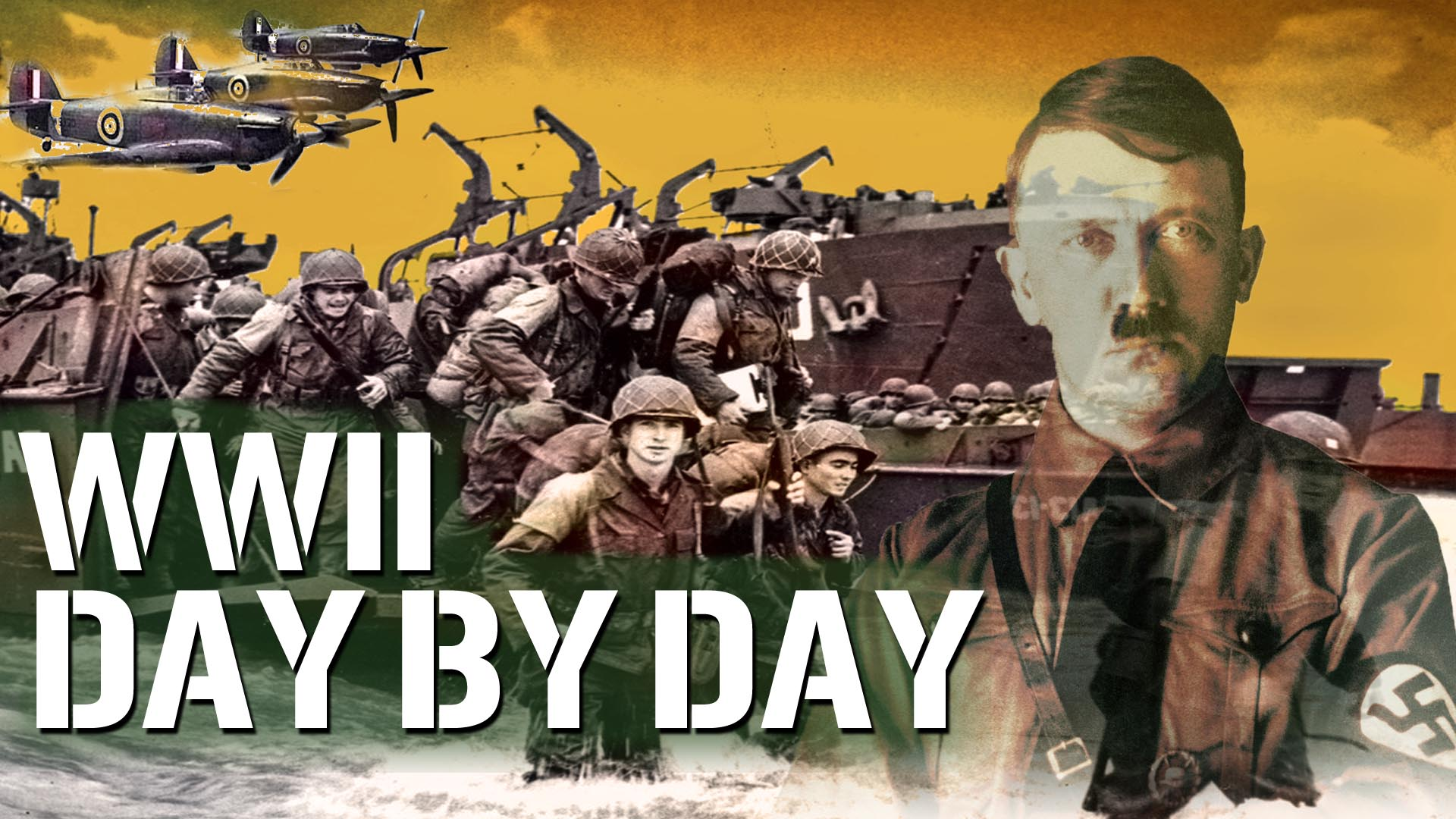 World War II Day By Day -