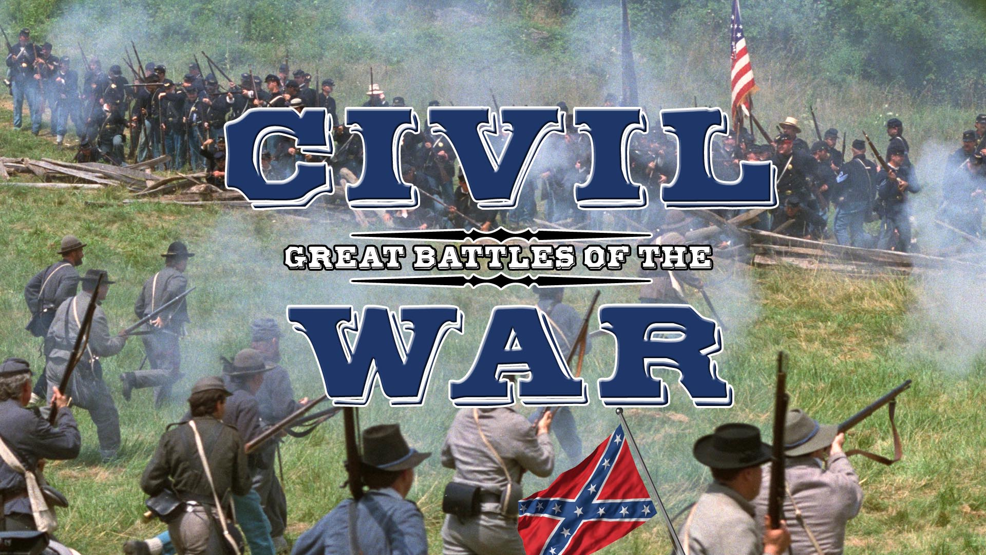 Great Battles of the Civil War -