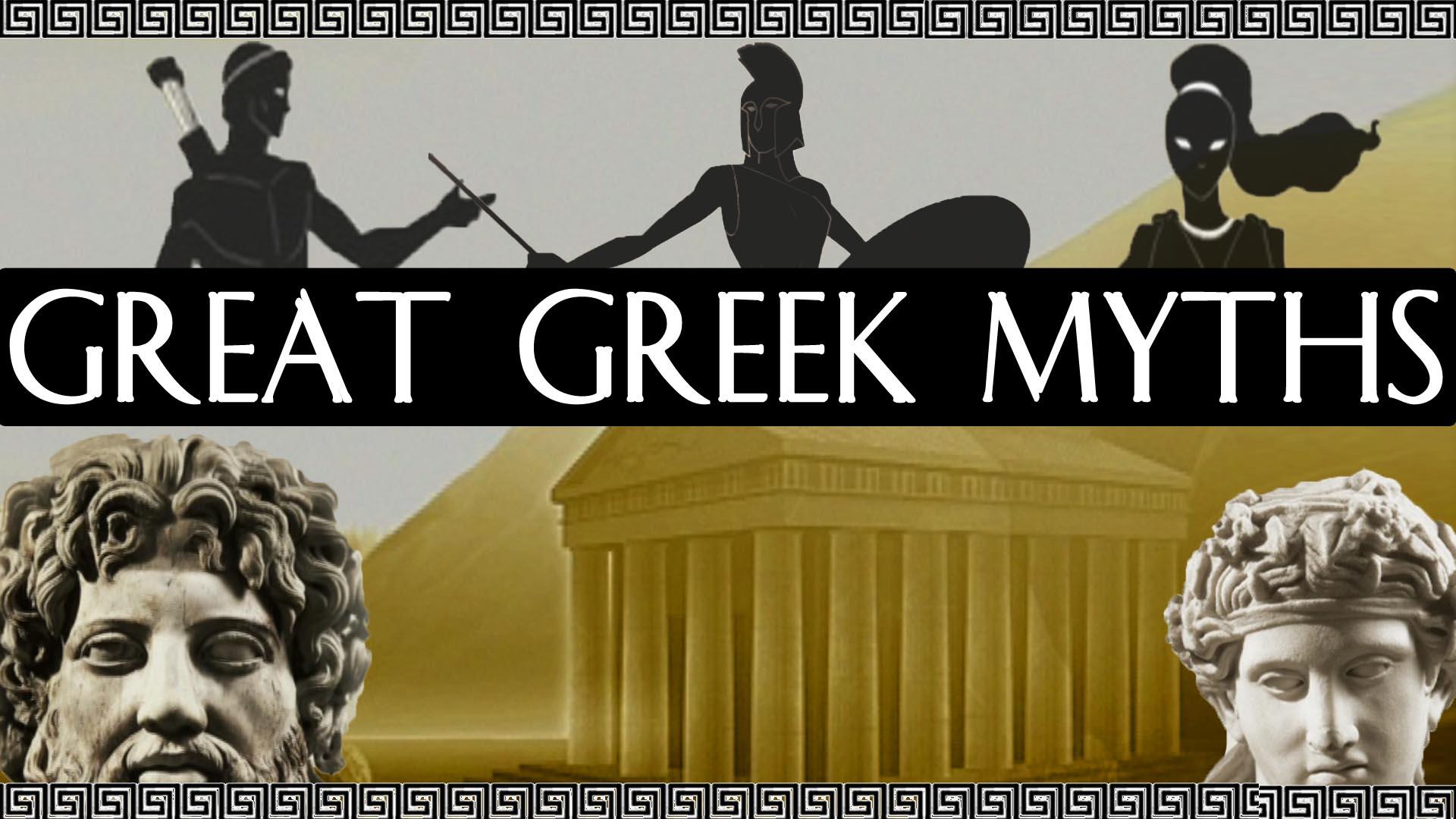 Great Greek Myths -