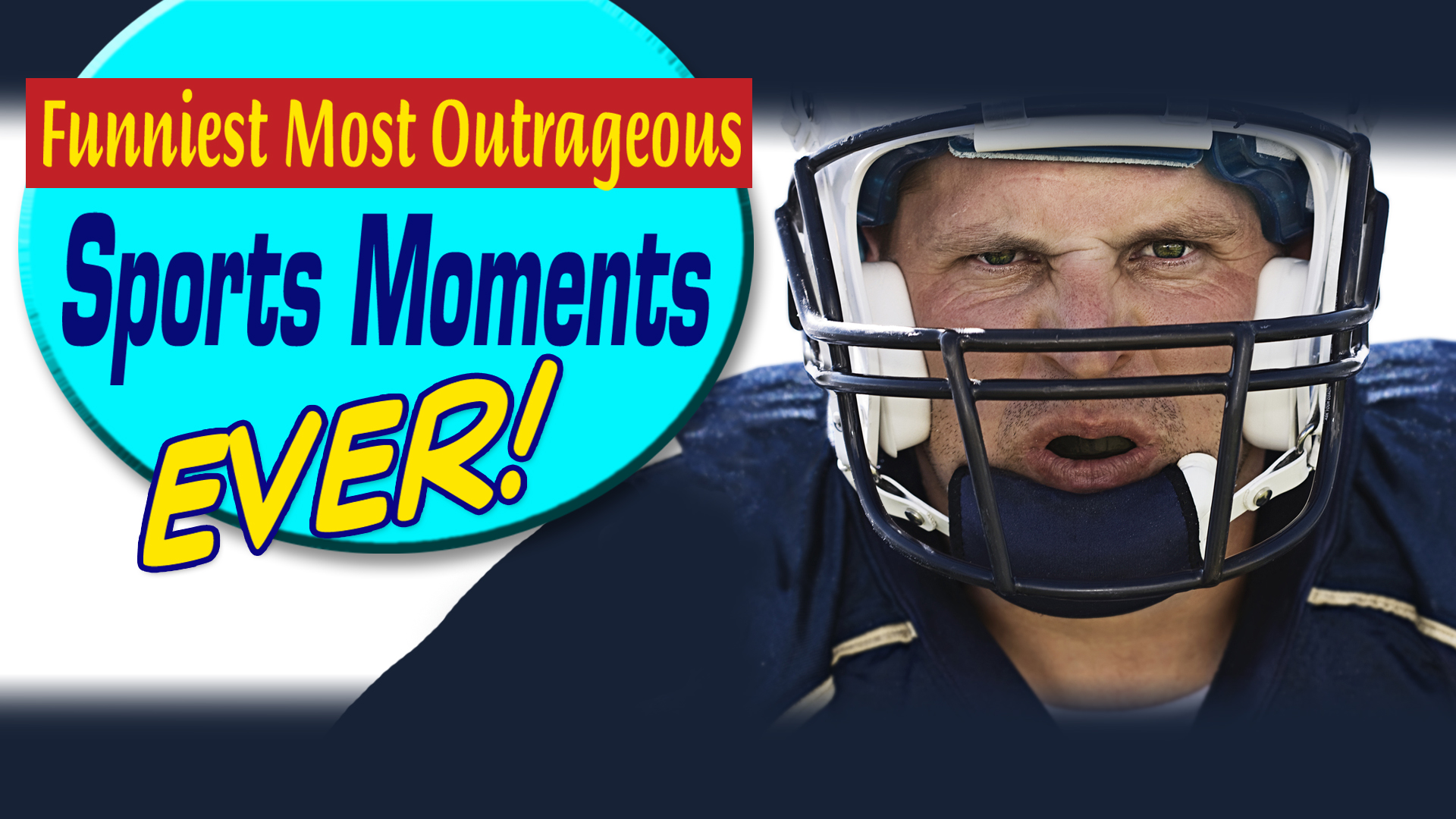 The Funniest Most Outrageous Sports Moments Ever -