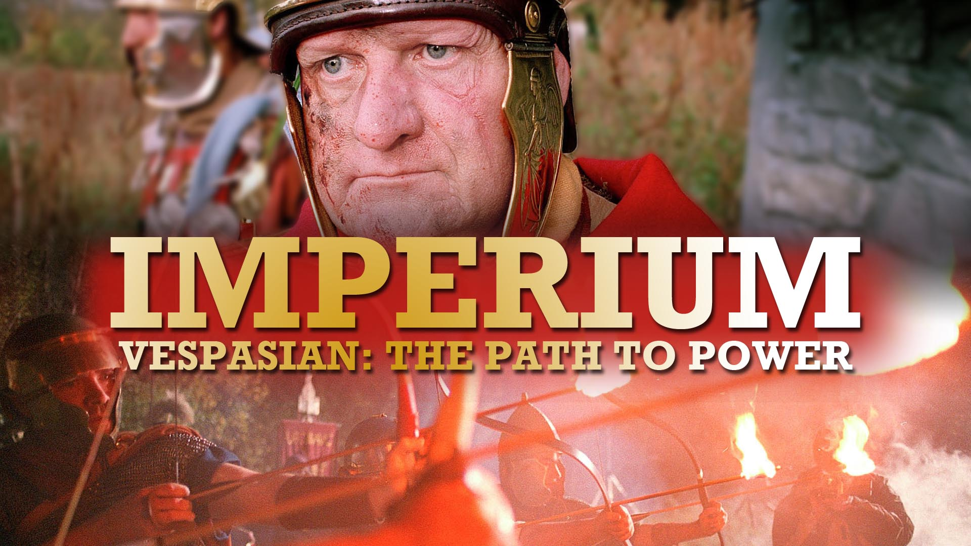 Imperium - Vespasian: The Path to Power -