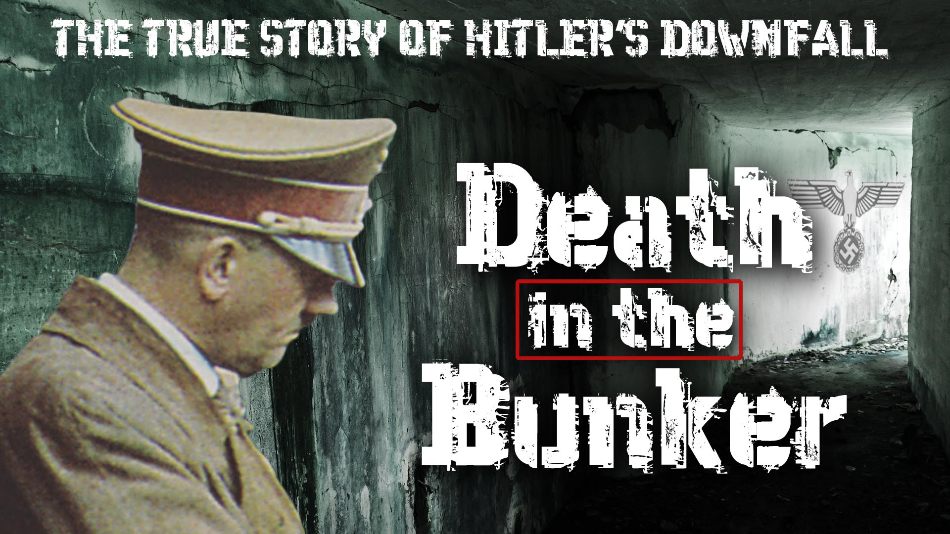 Death in the Bunker: The True Story of Hitler's Downfall -