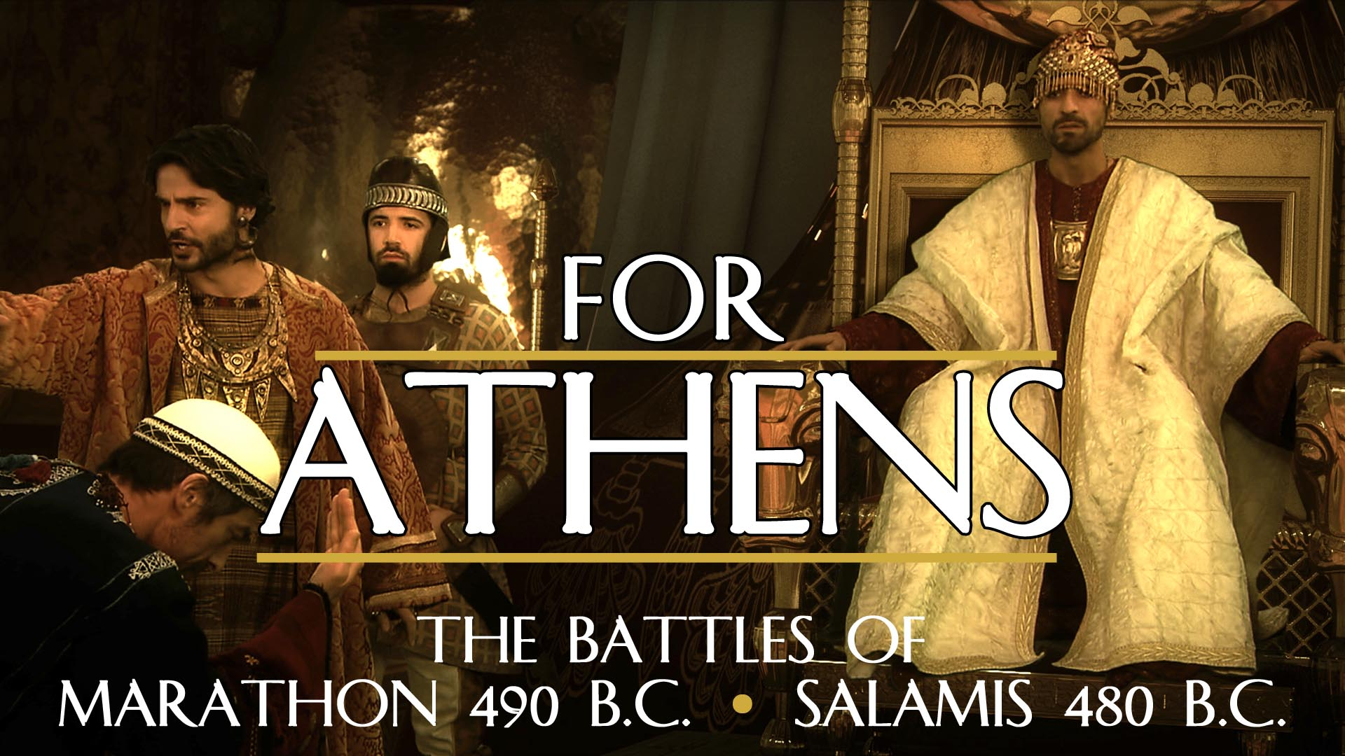 For Athens -