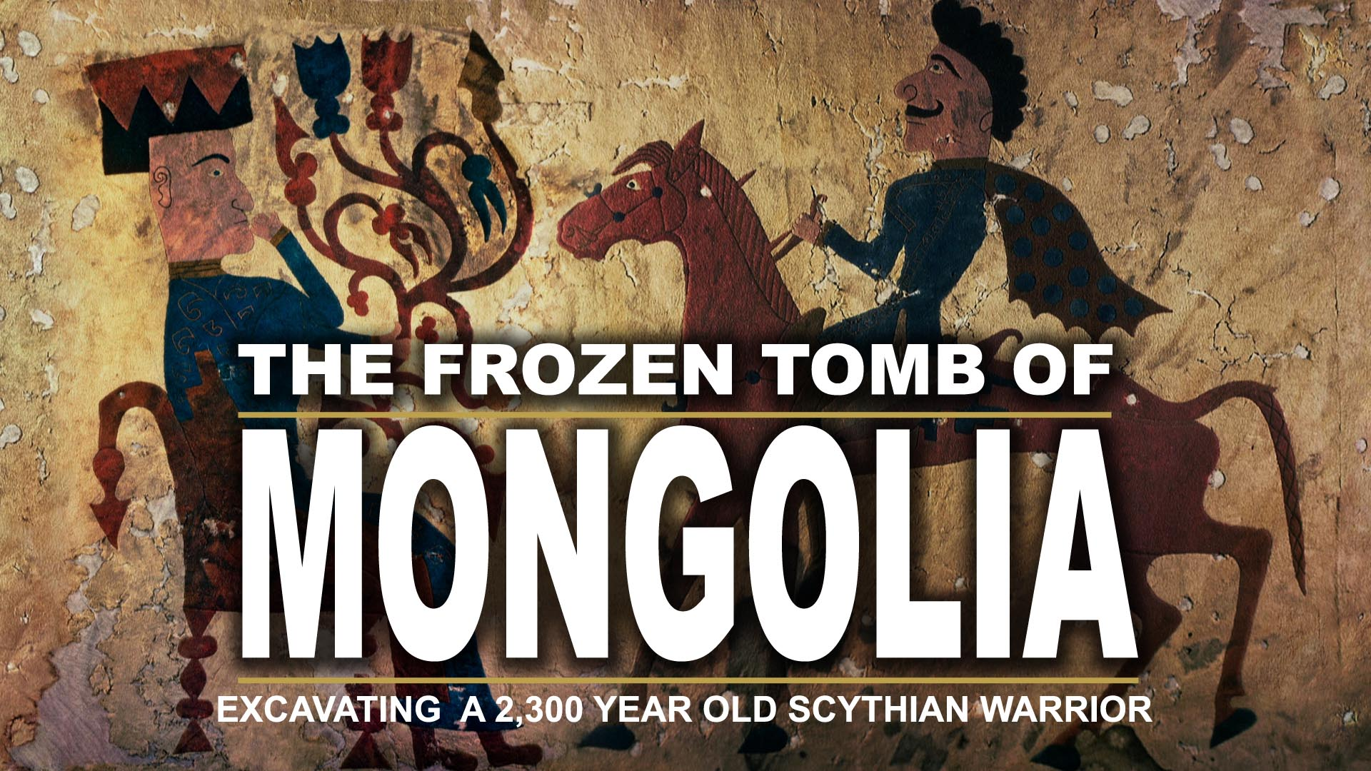The Frozen Tomb of Mongolia -