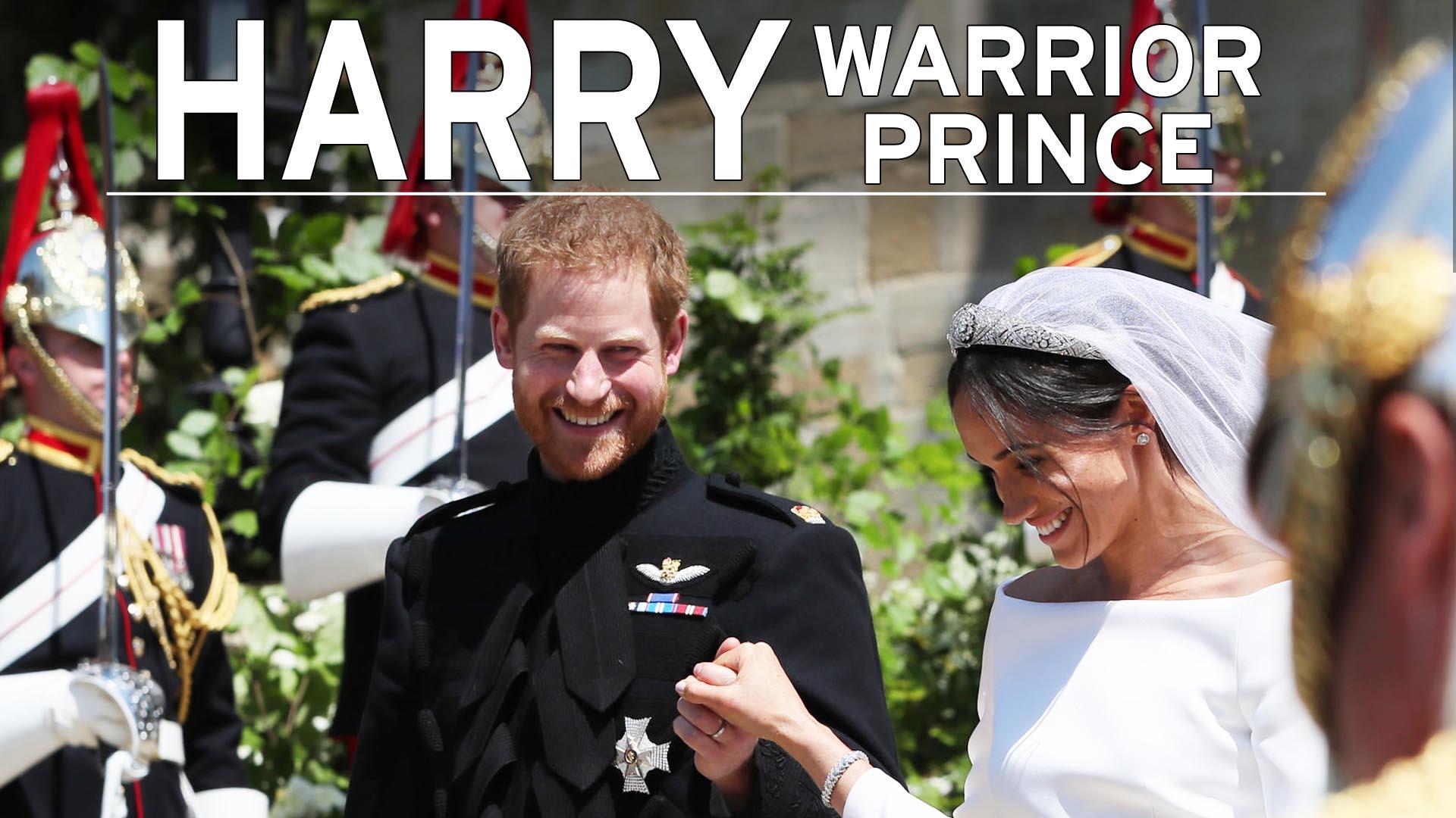 Harry: Warrior Prince -