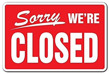 Sorry we are closed for all sessions Today! But don't worry we will be back tomorrow with 2 sessions! Thursday: 4pm-8pm (All Ages) / 9pm-1am (18+)