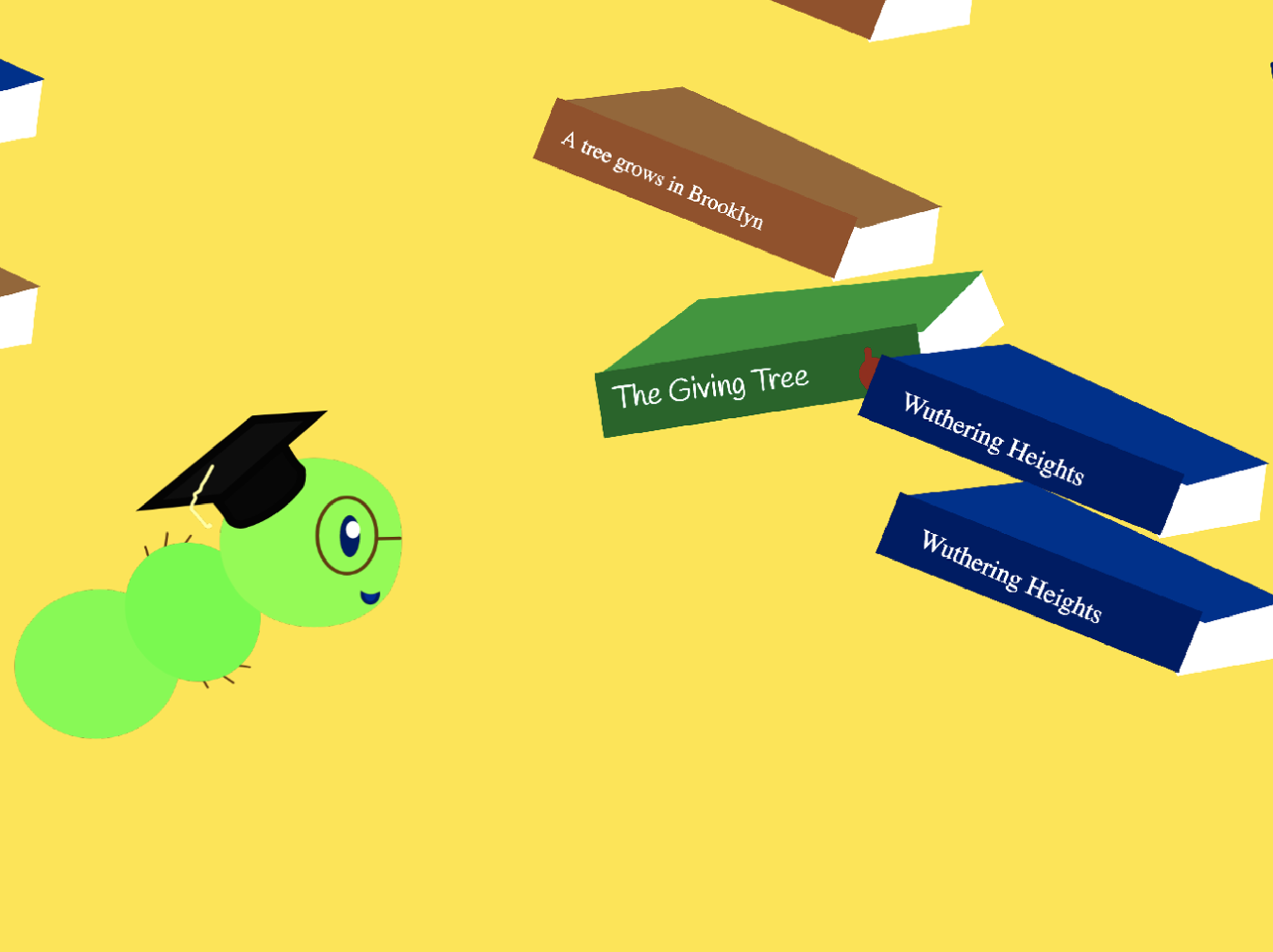 Bookworm:a mini-game by  BeatlemaniacLily