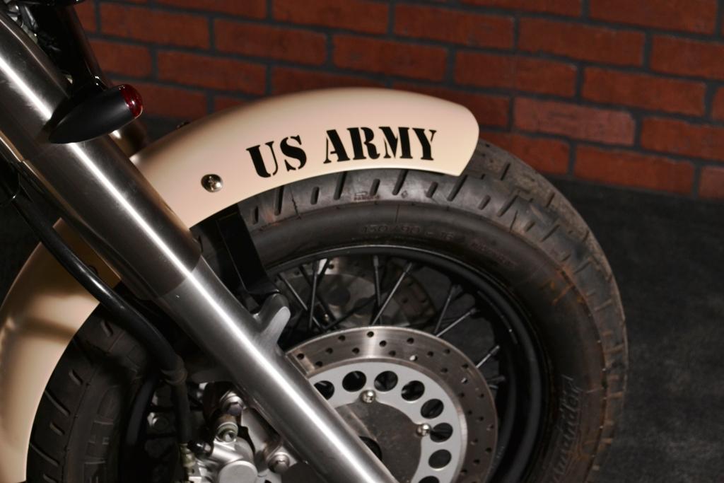 Bobber US Army Front Fender Stone.JPG