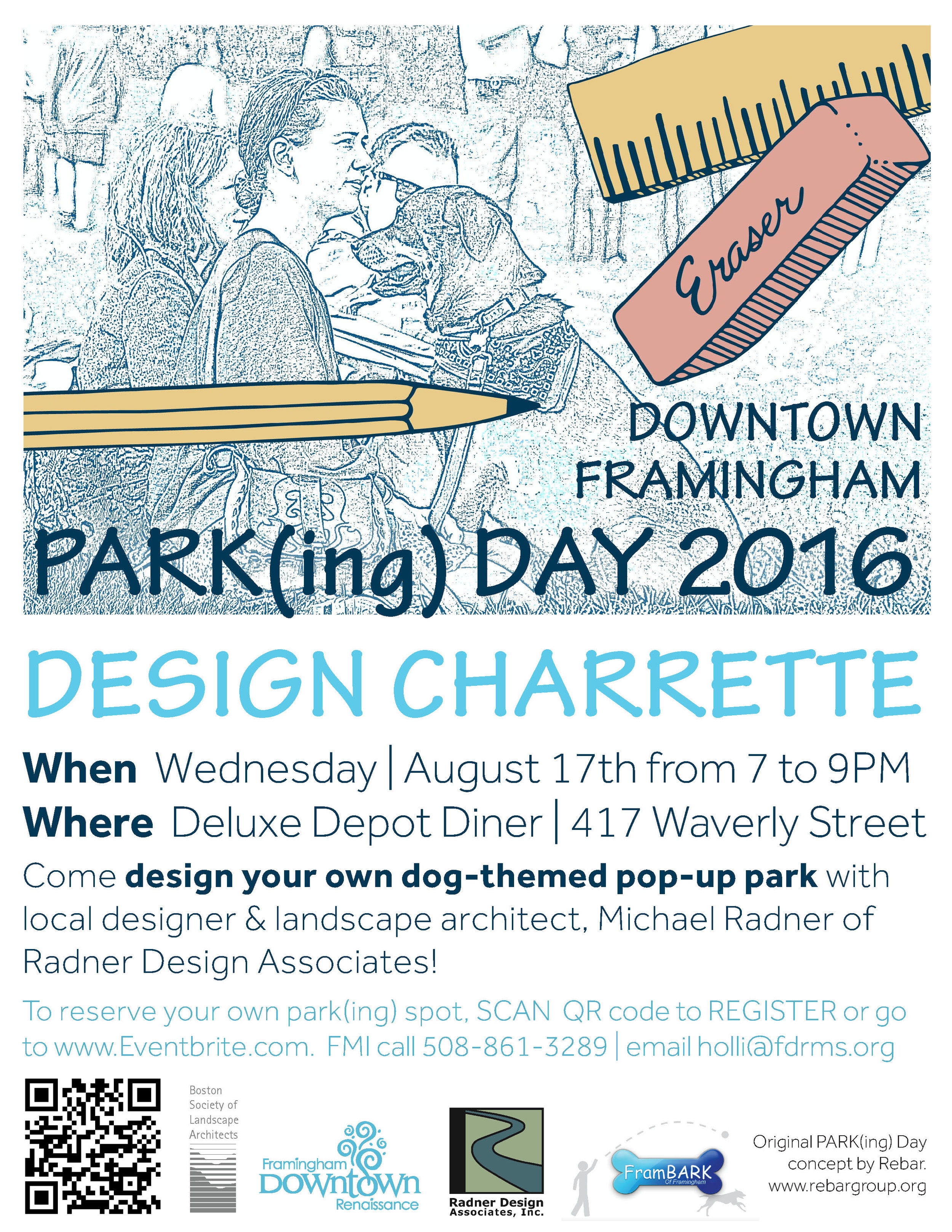 Park(ing) Day Charrette