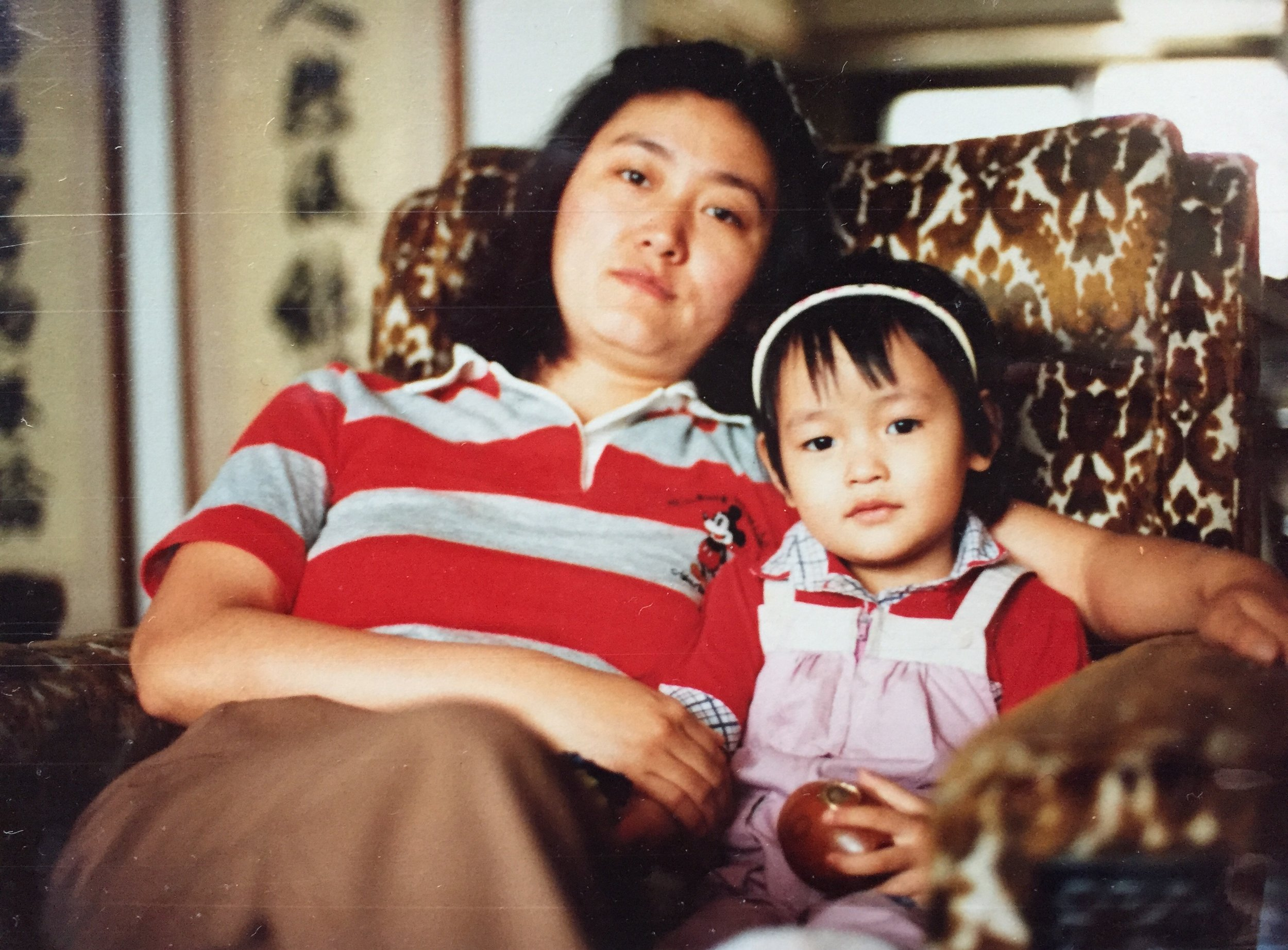 Mama Kim & Jung, 1983  Seoul, South Korea