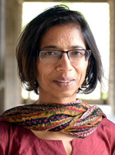 Hema Swaminathan  is Associate Professor at the Centre for Public Policy, Indian Institute of Management Bangalore. She has a PhD in Agricultural Economics from the Pennsylvania State University. Her broad interests are in in understanding the causes and consequences of social and human development with a focus on intra-household behaviour. Her recent and on going research focuses on wealth and asset distribution between men and women and its implications for poverty, inequality, decision making within the household and other outcomes that affect individual and household wellbeing. She is a co-Principal Investigator of the Gender Asset Gapproject, and directed the Karnataka, India study. Dr. Swaminathan has consulted with several multilateral organizations including the World Bank, Asian Development Bank and the Food and Agriculture Organisation and has served on the High Level Panel of Experts for Food Security and Climate Change, FAO.