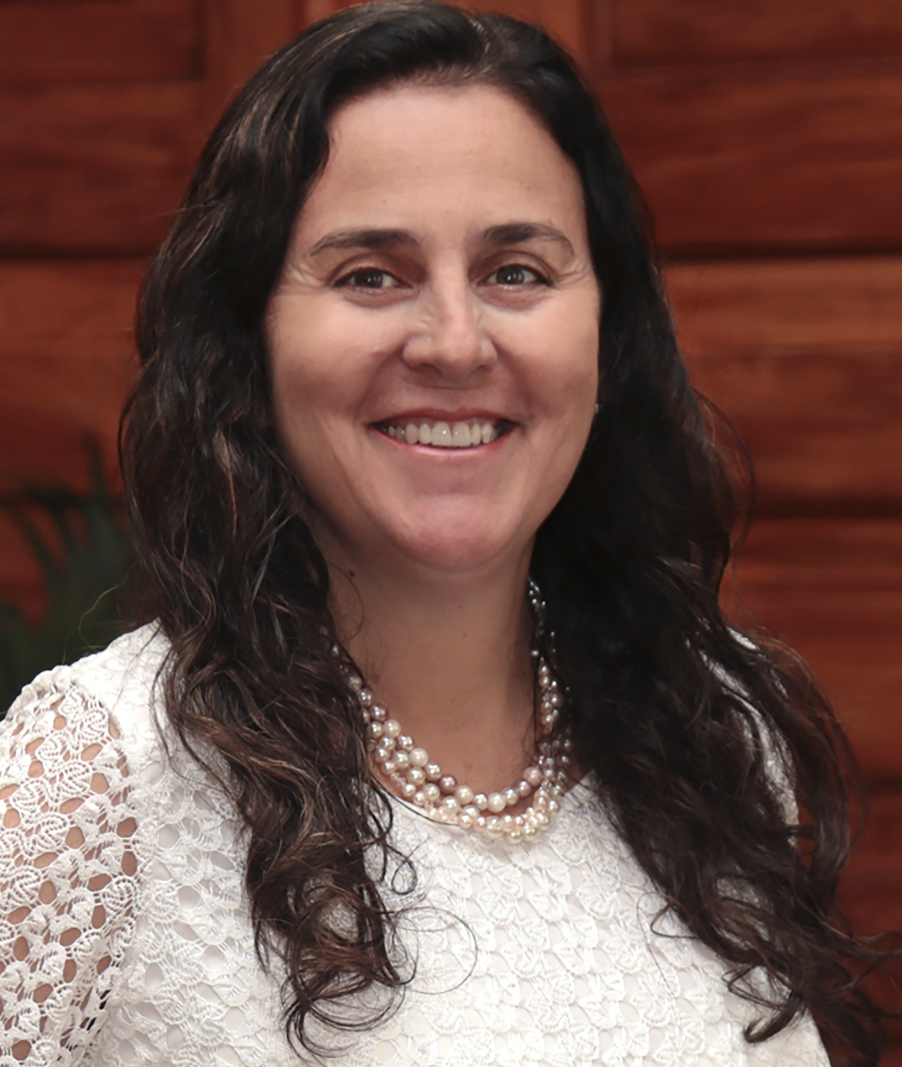 Patty García  is a Professor at the School of Public Health at Cayetano Heredia University (UPCH) in Lima. She is the former Minister of Health of Peru, Dean of the School of Public Health at UPCH, and former Chief of the Peruvian National Institute of Health (INS). She is recognized as a leader in global health, and has been a member of the PAHO Foundation Technical Advisory Group (FTAG), board member of the Consortium of Universities in Global Health and President of the Latin American Association Against STIs (ALACITS). She is an affiliate Professor of the Department of Global Health at the University of Washington and of the School of Public Health at Tulane University. She is actively involved in research and training on reproductive health, STIs/HIV, global health, HPV and medical informatics.