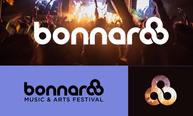 Bonnaroo Evergreen Festival Logo