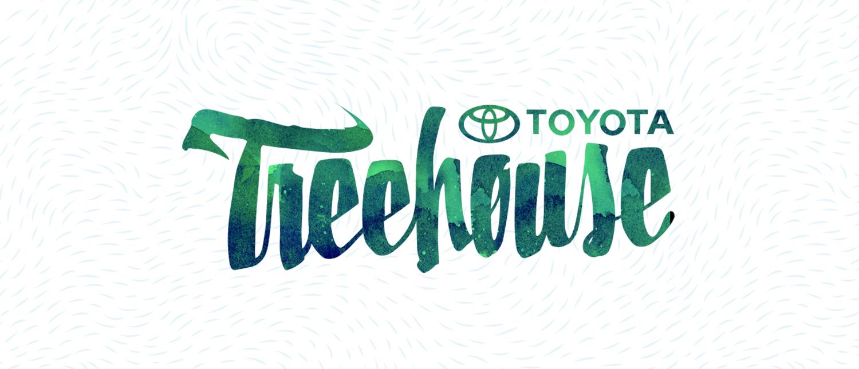 Toyota Treehouse Experience Logo