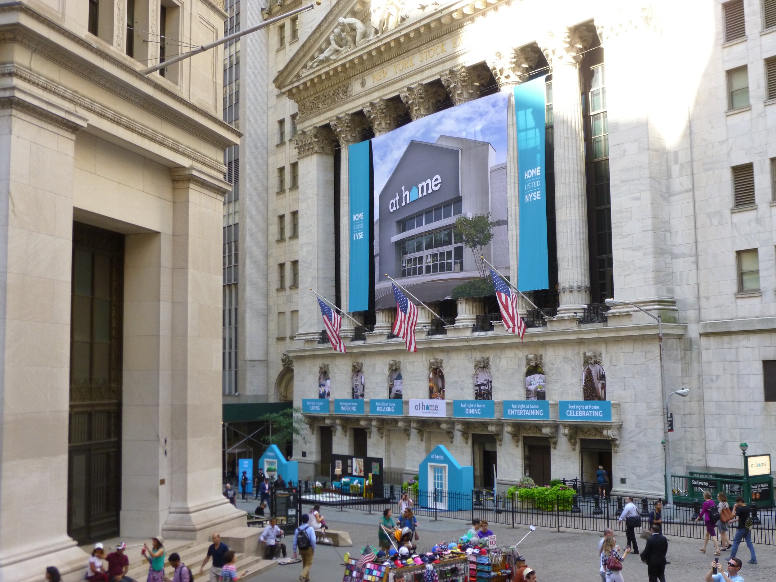New York Stock Exchange IPO Launch Package