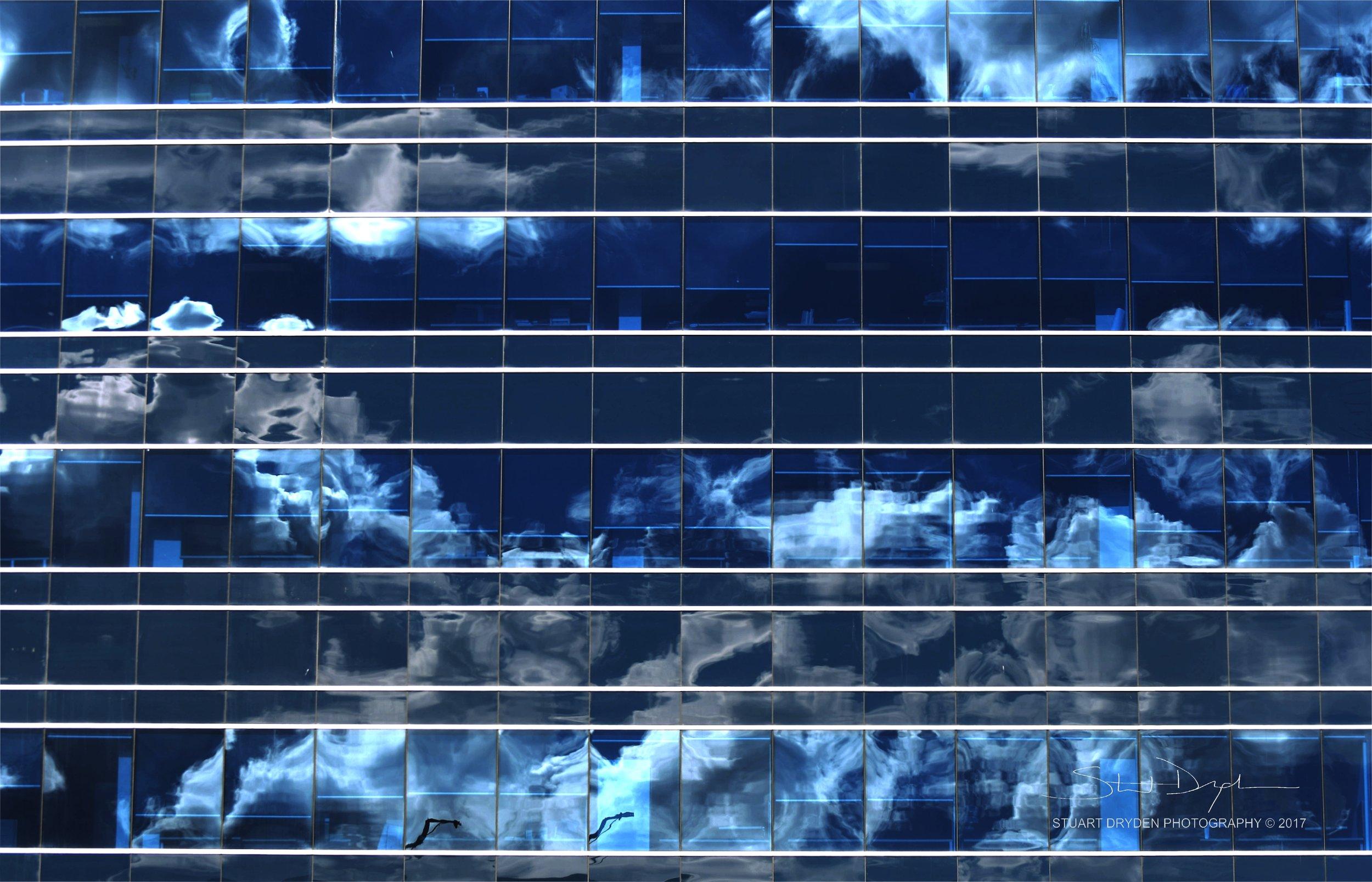 Blue Sky Scraper