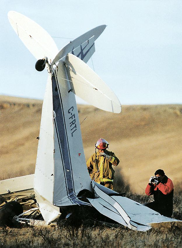 A-4 plane crash - Cochrane.JPG