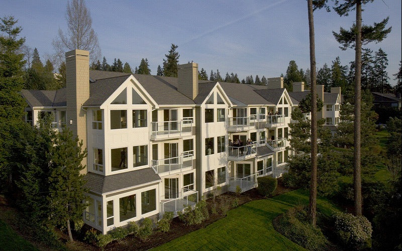 Villas at Carillon  48 Units — Kirkland  Completed 2008