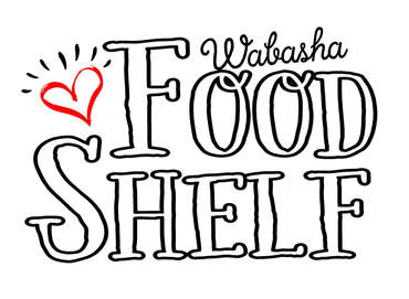 Wabasha Area Food Shelf Logo