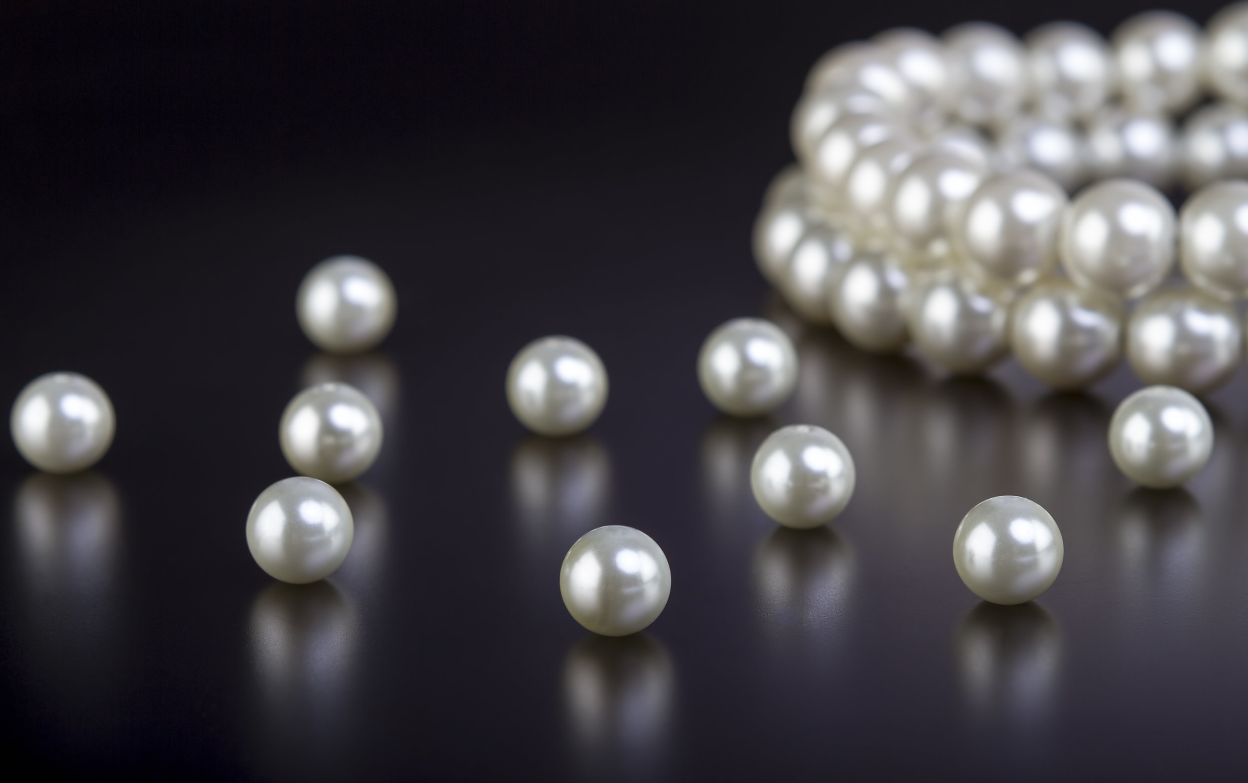 Restringing your pearls can be a delicate process, but will make your pearl necklaces look just like new.