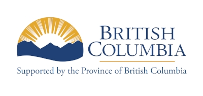We gratefully acknowledge the financial support of the Province of British Columbia