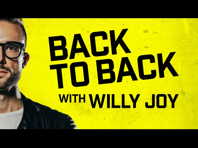 Back To Back - Each week Willy Joy talks to the most interesting and influential people in electronic music, EDM and beyond. The music industry is changing at a rapid pace. How did we get here? Where are we heading? And where do we all fit in? Willy tries to answer these questions each week with the help of his DJ friends, music industry guests and his own overactive brain.