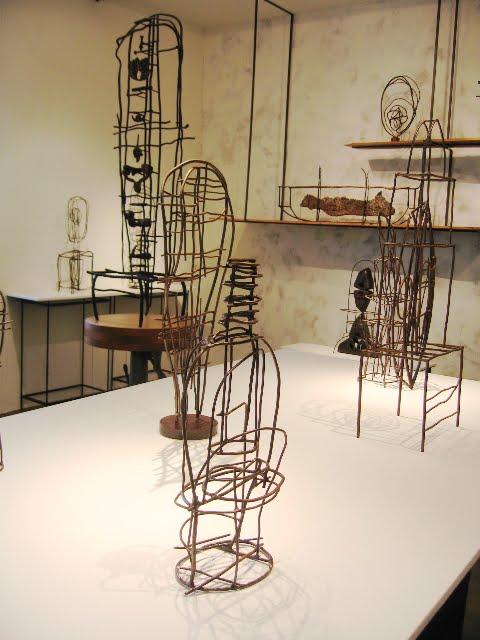 click here to view sculptures in the show