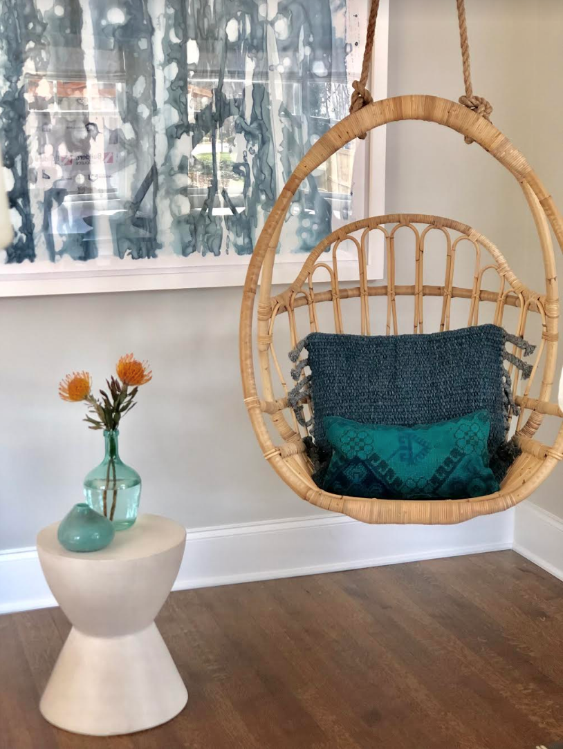 Hanging Chair Tutorial House Of Nomad