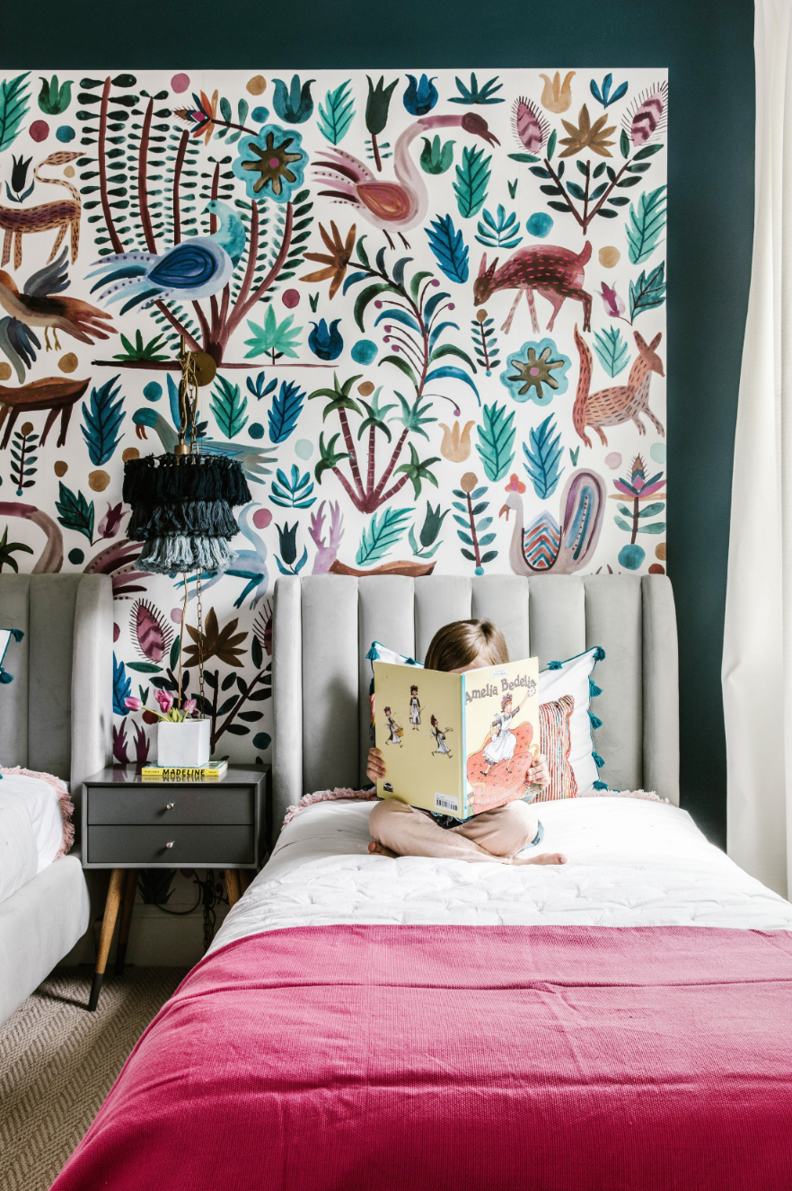 Boho Sleepover | Davidson Girl's Bedroom