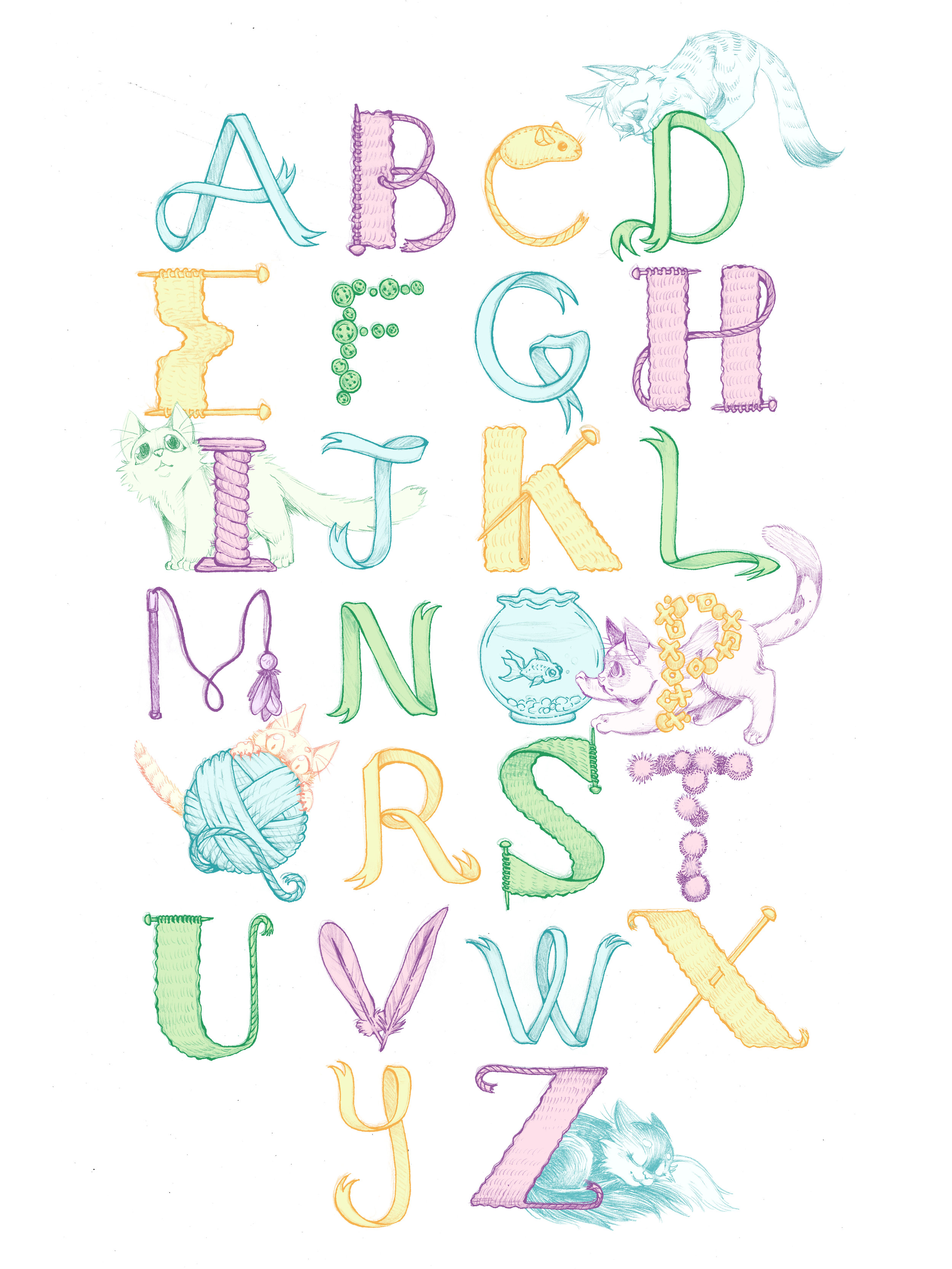 Cute From A-Z