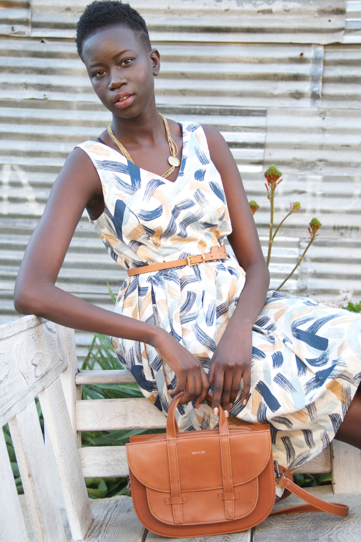 Bead and Reel, an ethical boutique and co-host of the Fair Trade Fashion Show