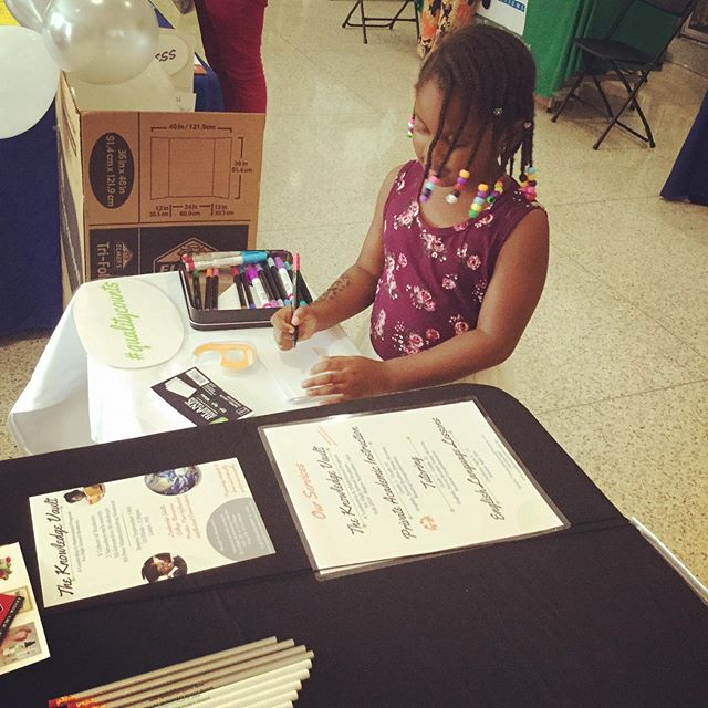 Today we're at the Kettering/Largo/Mitchelville Community Day & Health Fair! This student will be entering Kindergarten next year and one of her goals is to read a whole book next school year!  #readabook #princegeorgesproud #pgcounty ##pgproud #pgparks #livemoreplaymore #pgparksandrec #experiencepgc #princegeorgescounty #largomd #princegeorgesproud #pgcountymd #mochamoms #pgcpsproud #pgccamps #pgcsaonews #mdhighschools #pgcountyteachers #dmv #schoolyeargoals #pgcps #pgbacktoschool #backtoschoolblockparty2019 #backtoschoolpg