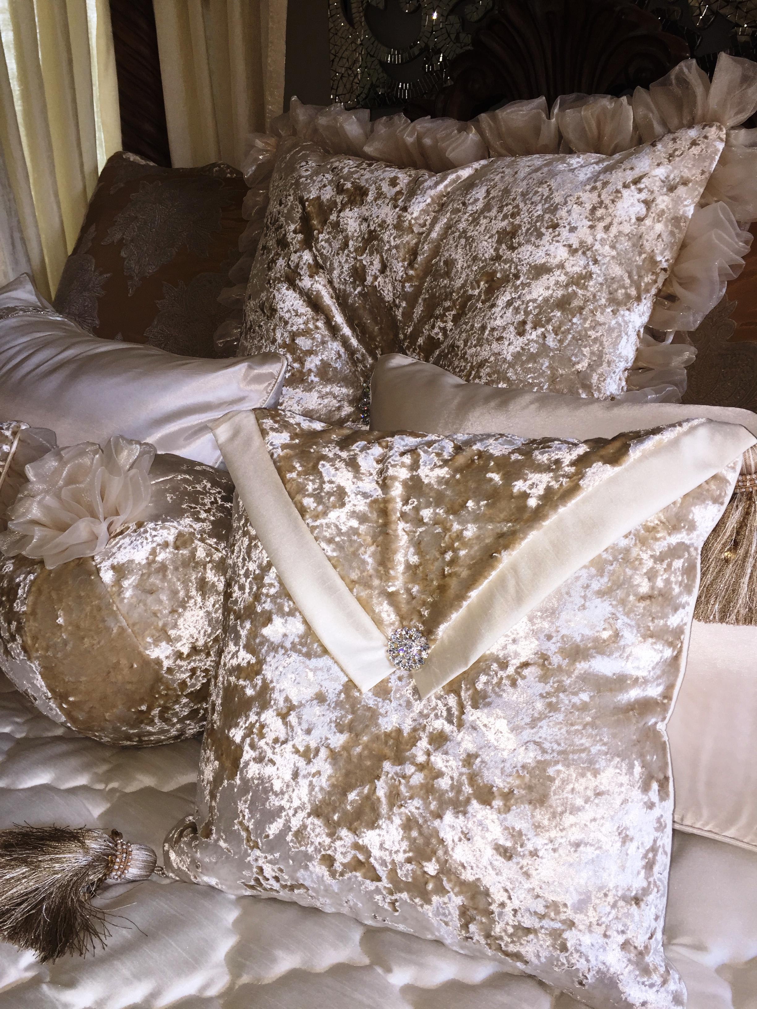 Canali Drapery Studio Custom Design Luxury Bedding and Pillows (69).JPG