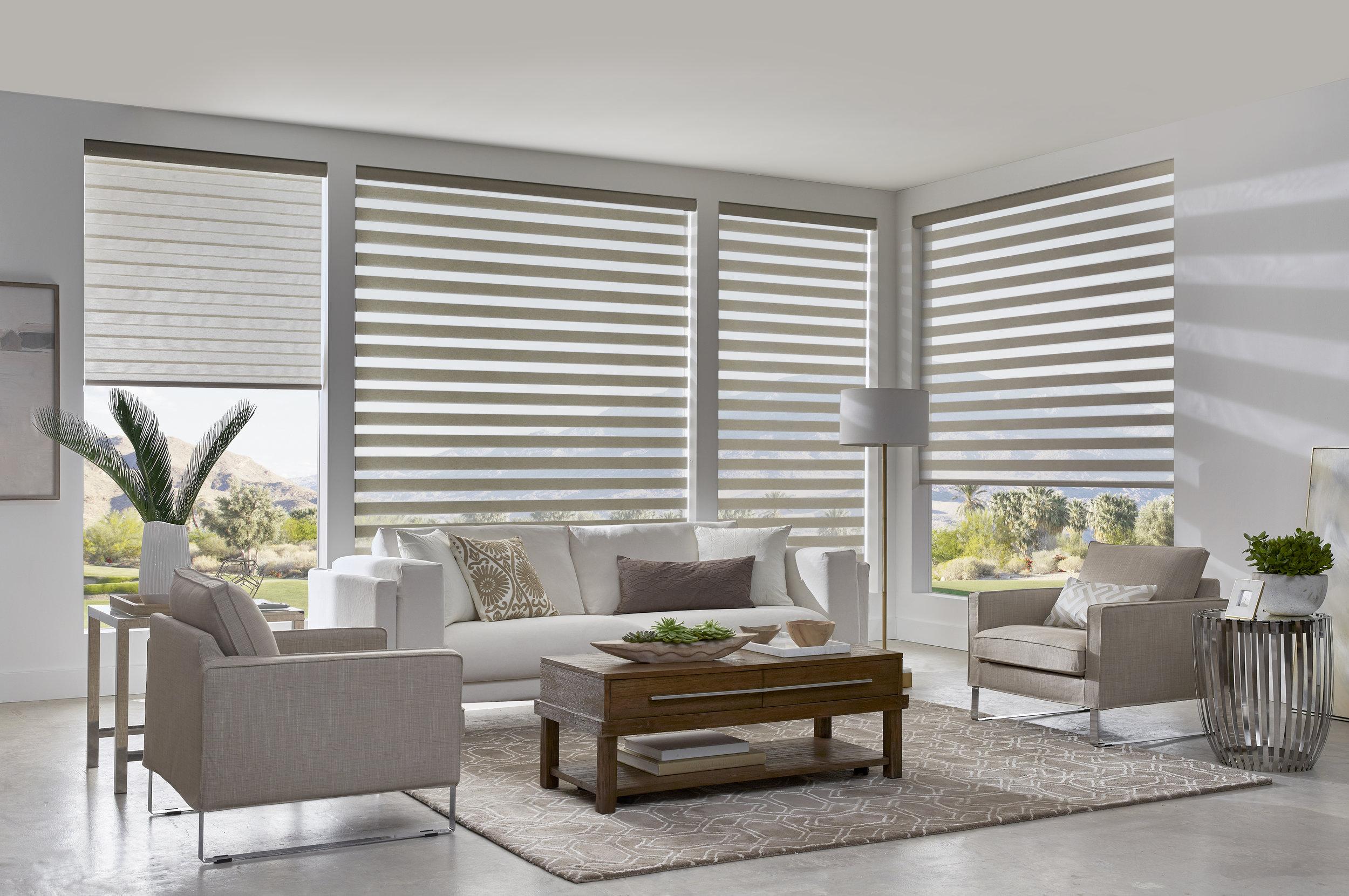 Custom Window Shades and Blinds