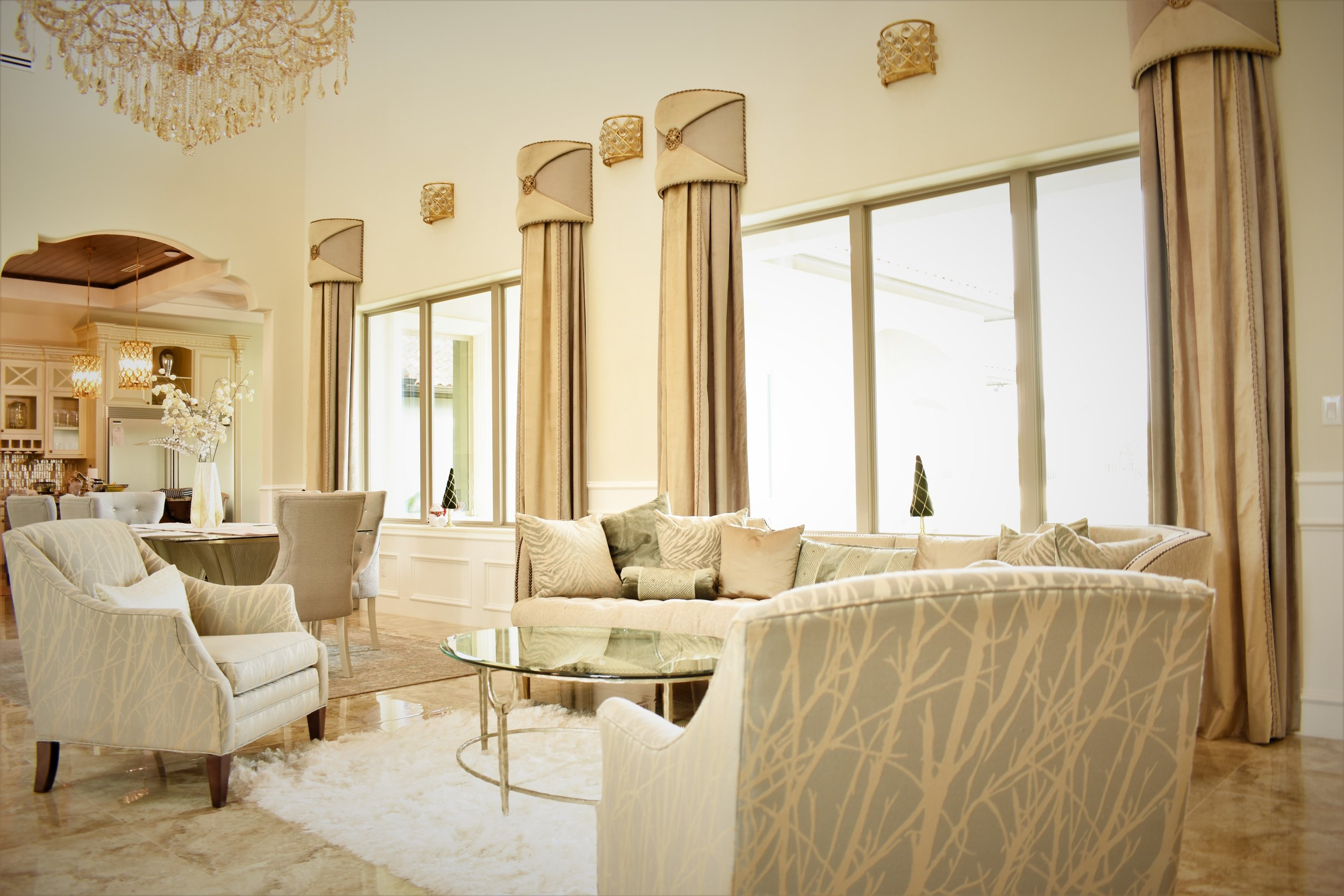 Custom Design Window Treatments by Alejandra Canales Ac Design Studio Custom Drapes and Shades Motorized Window coverings in McAllen Texas (8).JPG