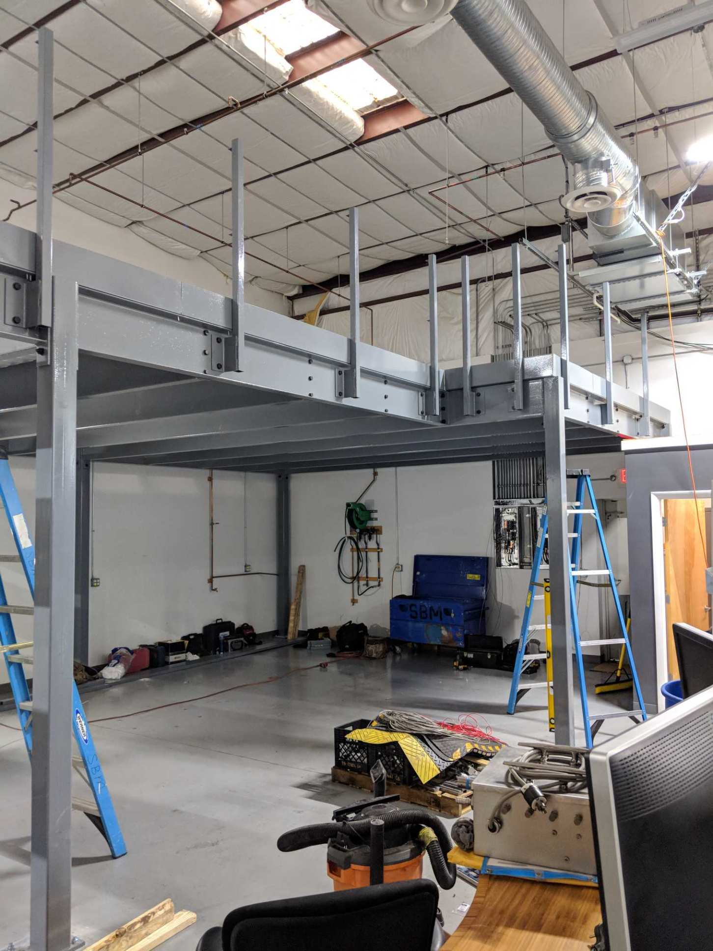 Mezzanine Construction