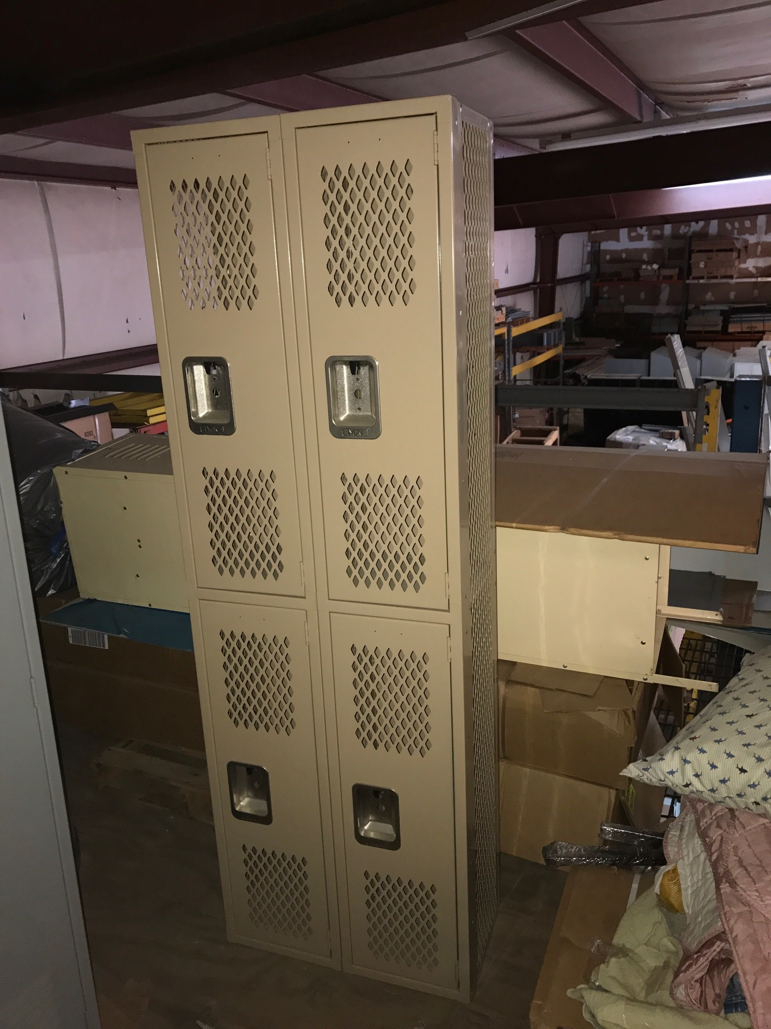 Heavy Duty Gym Lockers  24w12d72h $180.00