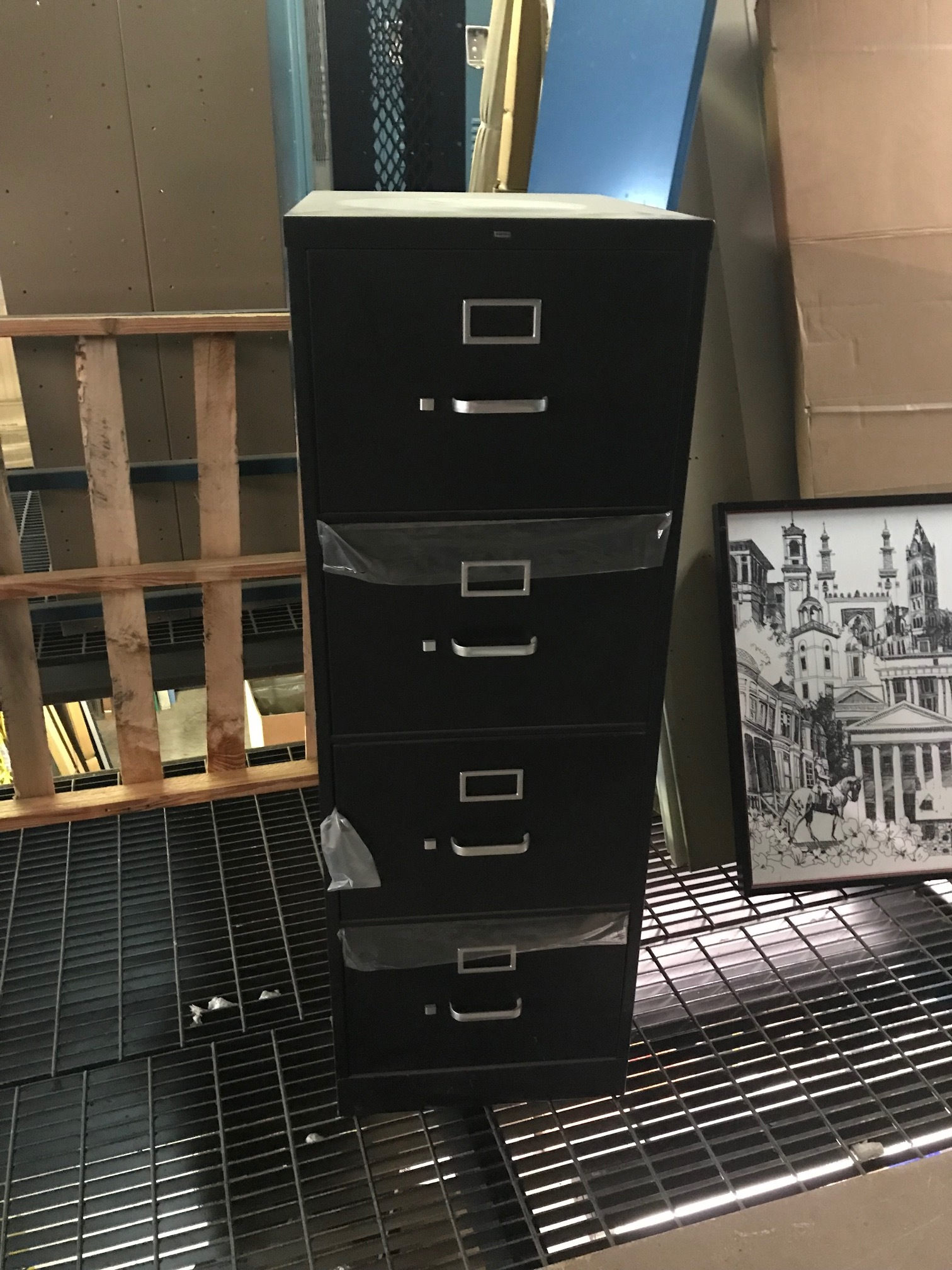 Filing Cabinet- Like new  $90.00