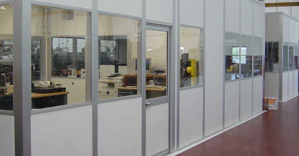 modular offices -