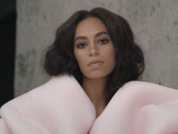 Solange—A Seat at the Table - Do not sleep on this soulfully empowered artist and album.