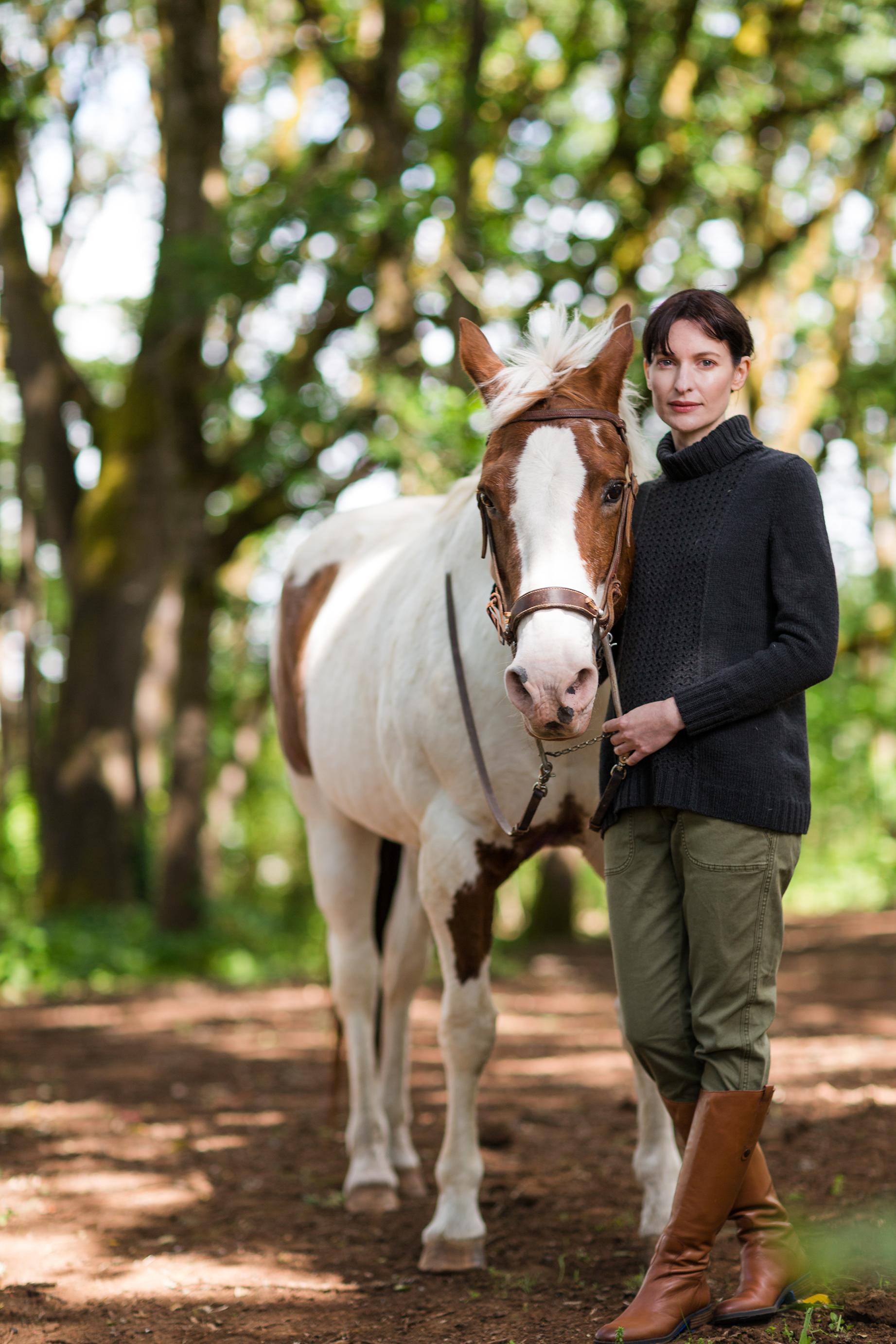 Equus by Julie Hoover for Brooklyn Tweed