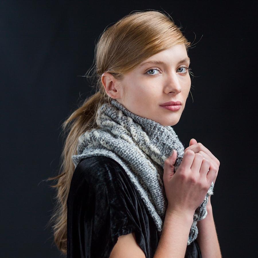 by Julie Hoover for Brooklyn Tweed