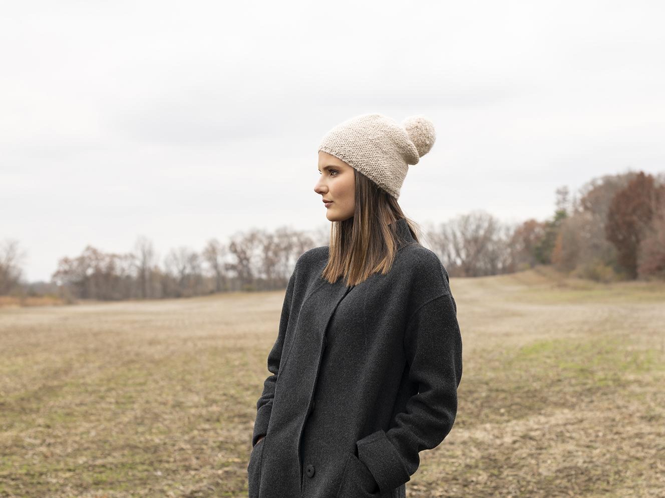 Vite Hat - Knitting pattern by Julie Hoover
