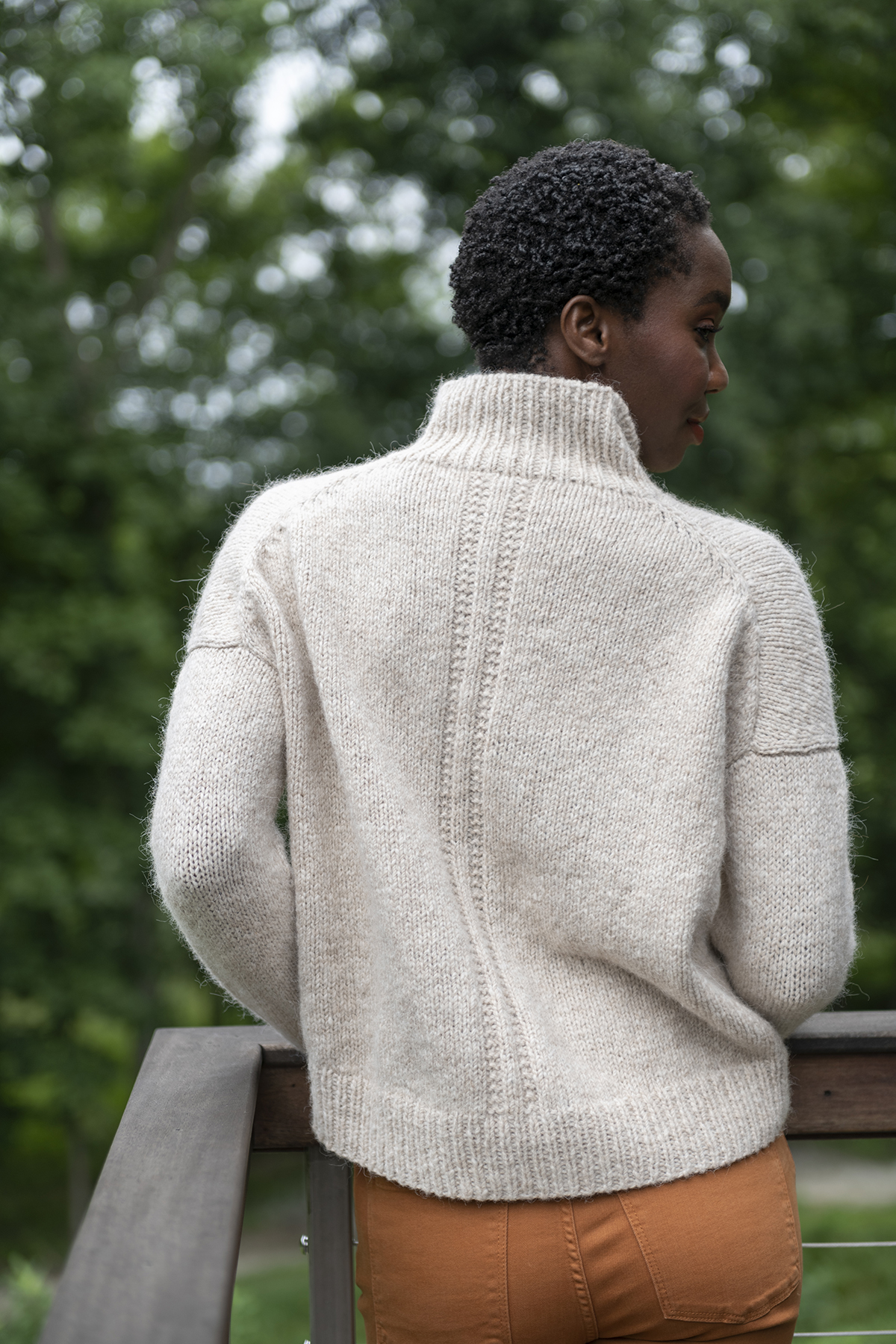 Colvin - Knitting pattern by Julie Hoover