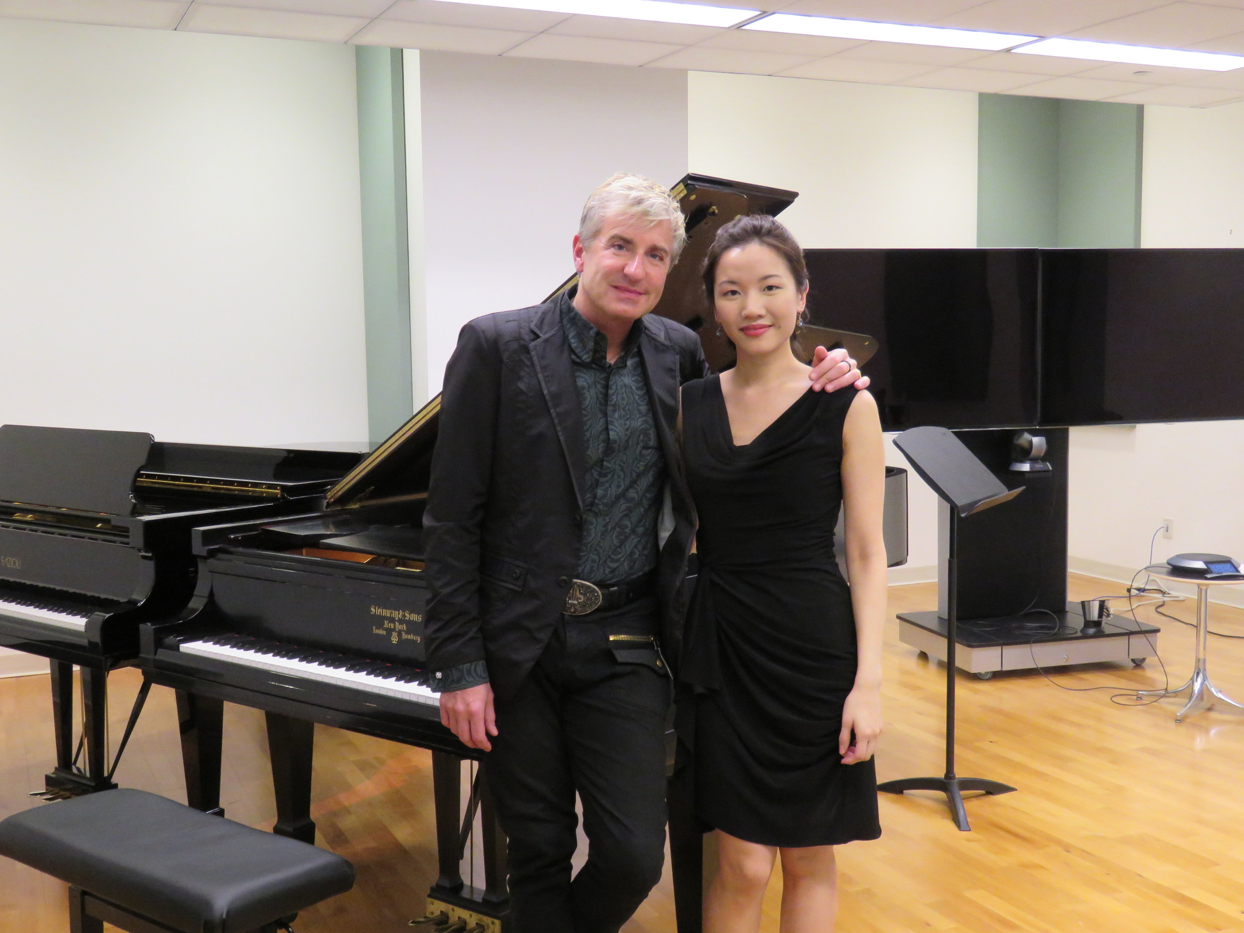 after masterclass with Jean-Yves Thibaudet