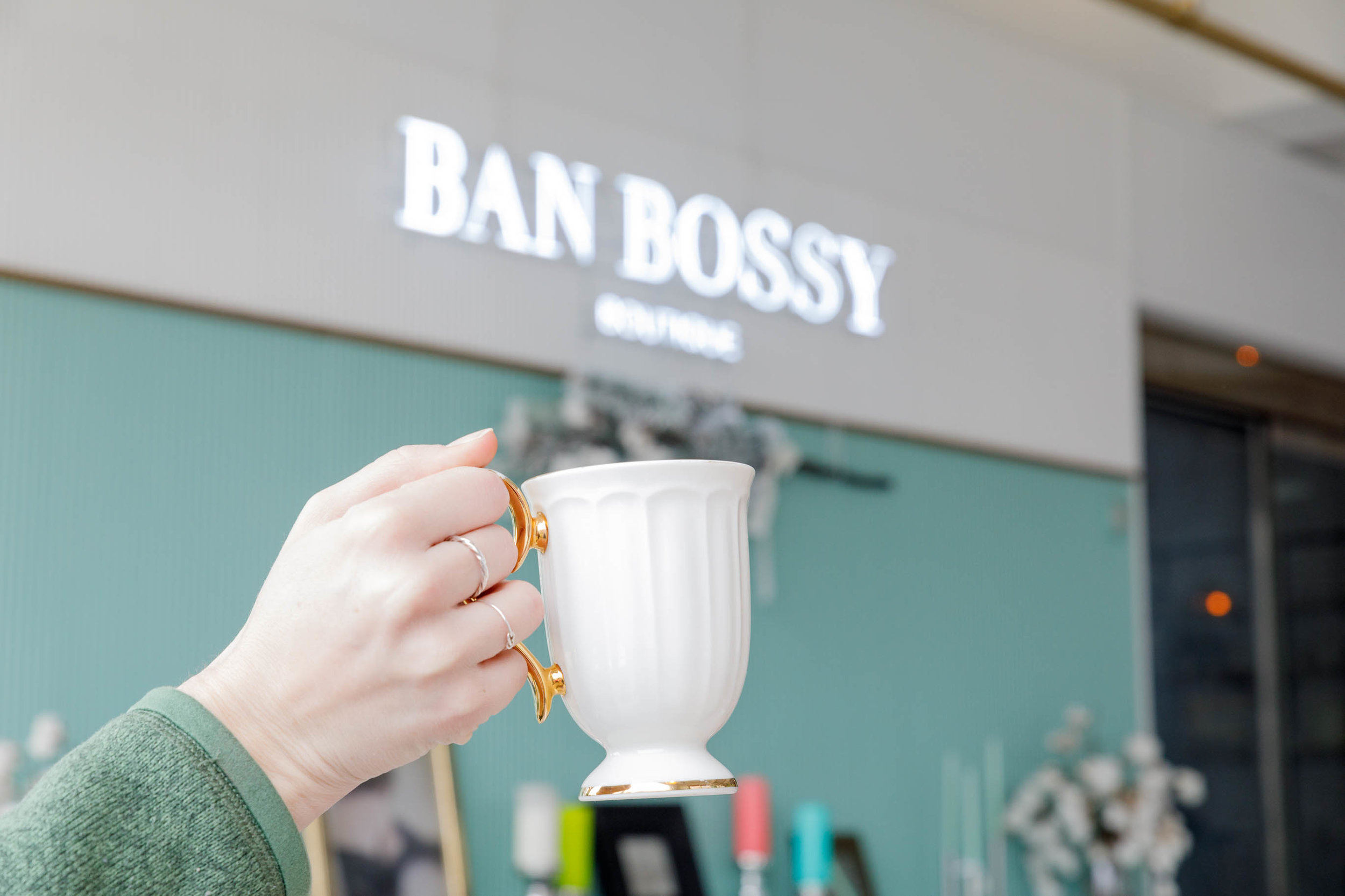 Ban Bossy Boutique