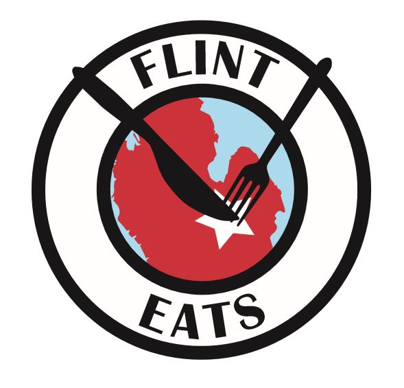 Flint Eats - Original logo proposed.